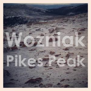 Wozniak Pikes Peak