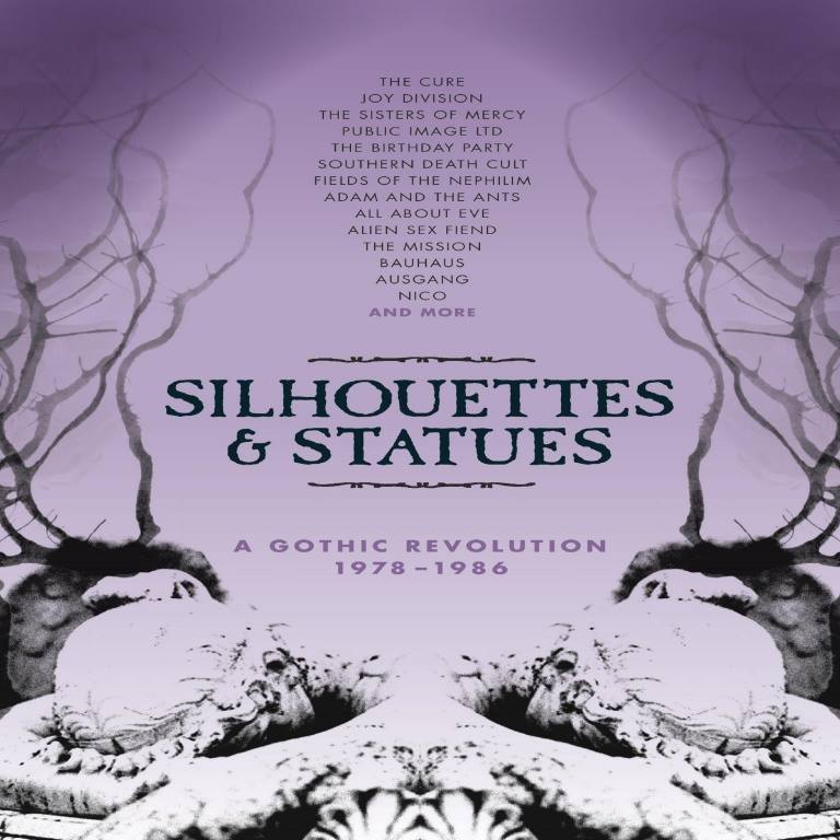 Silhouetes & Shadows : A Gothic Revolution 1987 - 1986