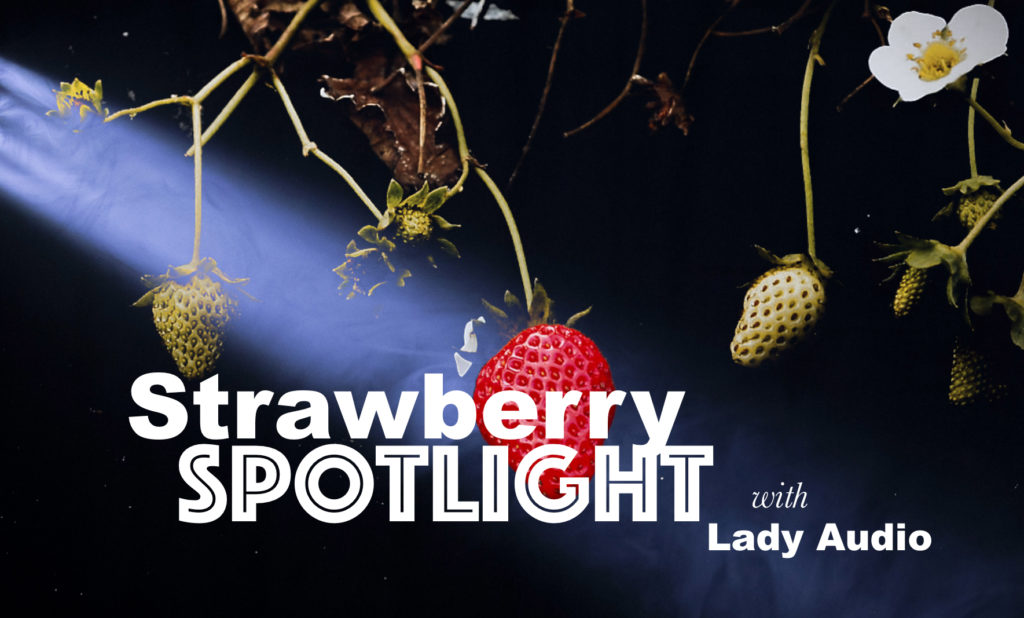 Strawberry Spotlight with The Autumn Stones